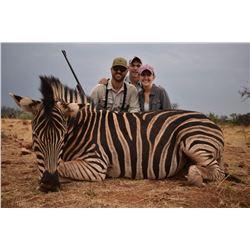 Mynyati Safaris – 7 Day African Safari for 3 hunters-