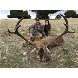 Giuseppe Carrizosa - SPAIN (SCI's 2009 Int'l Professional Hunter of the Year) 4-day hunt in Spain fo