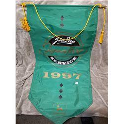 "John Deere signature banner 22"" X 45"""