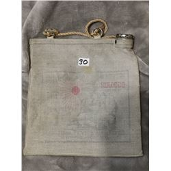 Antique Sirocco water bag, North Pole scenery