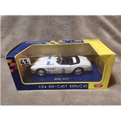 1:24 scale car