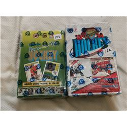 2 boxes full of O-Pee-Chee 1992, 1993-94 NHL hockey cards