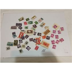 Lot of U.S.A. stamps
