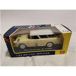 1:24 Chevy Bel Air die cast car
