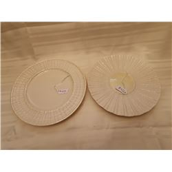 432.  Belleek plates, 1946-55 and 1956-65