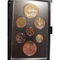 1980 Proof set with silver dollar