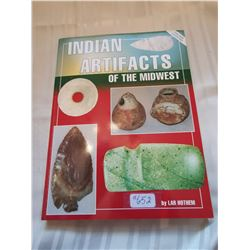 Resource book, Indian Artifacts of the Midwest, 1996