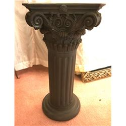 Corinthian Greek Roman Pillar Column Pedestal13.5'' x 13.5'' x 29'' Tall