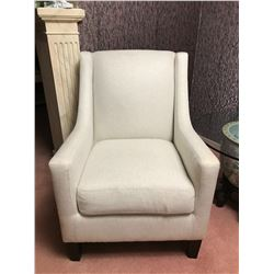 Overstuffed Chair 28'' x 30'' x 38.5'', Barely Used, Was Recently Purchased New