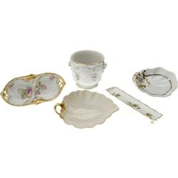 Ava Gardner Owned China Pieces.