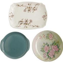 Ava Gardner Owned Serving Platters.