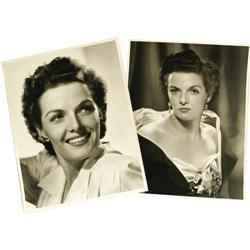 Jane Russell Vintage Photo Portraits.