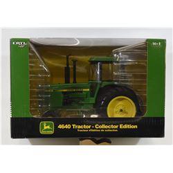 Ertl John Deere 155 Horse Power 4640 Tractor