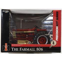 Ertl International Harvester Farmall Model 806