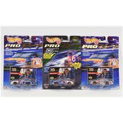 MIxed Lot Hot Wheels Valvoline Racing