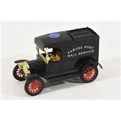 2 Parcel Post Mail Service 1913 Model T Van