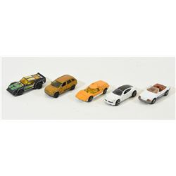 Box Lot 1:64 Scale Vehicles