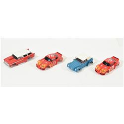 Mixed Lot of AFX Slot Cars