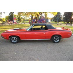 RESERVE LIFTED AND SELLING! 1970 COUGAR ELIMINATOR TRIBUTE CONVERTIBLE