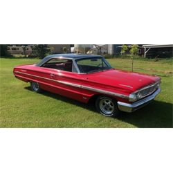 RESERVE LIFTED AND SELLING! 1964 FORD GALAXY 500