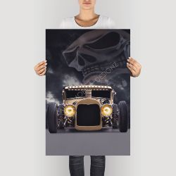 """NO RESERVE LIMITED EDITION PRINT """"32 FORD"""""""
