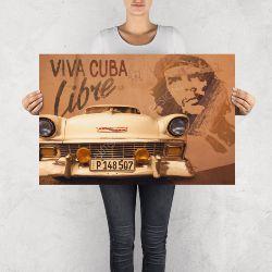 """NO RESERVE LIMITED EDITION PRINT """"VIVA CUBA LIBRE"""""""
