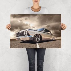 "NO RESERVE LIMITED EDITION PRINT ""THE IMPALA"""