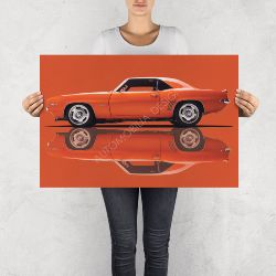 "NO RESERVE LIMITED EDITION PRINT ""Z28"""