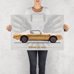 """NO RESERVE LIMITED EDITION PRINT """"TRANS AM"""""""