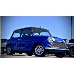 LIFTED RESERVE AND SELLING! 1984 MINI COOPER MARK V