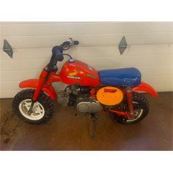 NO RESERVE 1984 Honda Z 50