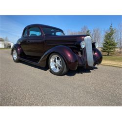 RESERVE LIFTED AND SELLING! 1936 DODGE 5 WINDOW