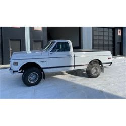 RESERVE LIFTED AND SELLING! 1970 CHEVROLET CST K10 SHORT FLEET 4x4