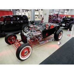 RESERVE LIFTED AND SELLING! 1923 FORD MODEL T CUSTOM ROADSTER
