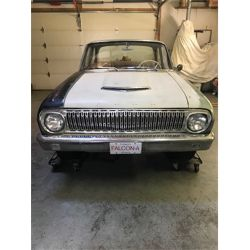 LIFTED RESERVE AND SELLING! 1962 FORD FALCON