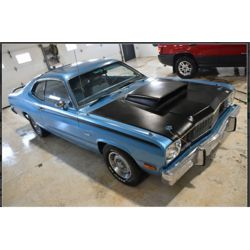 RESERVE LIFTED AND SELLING! 1976 PLYMOUTH DUSTER