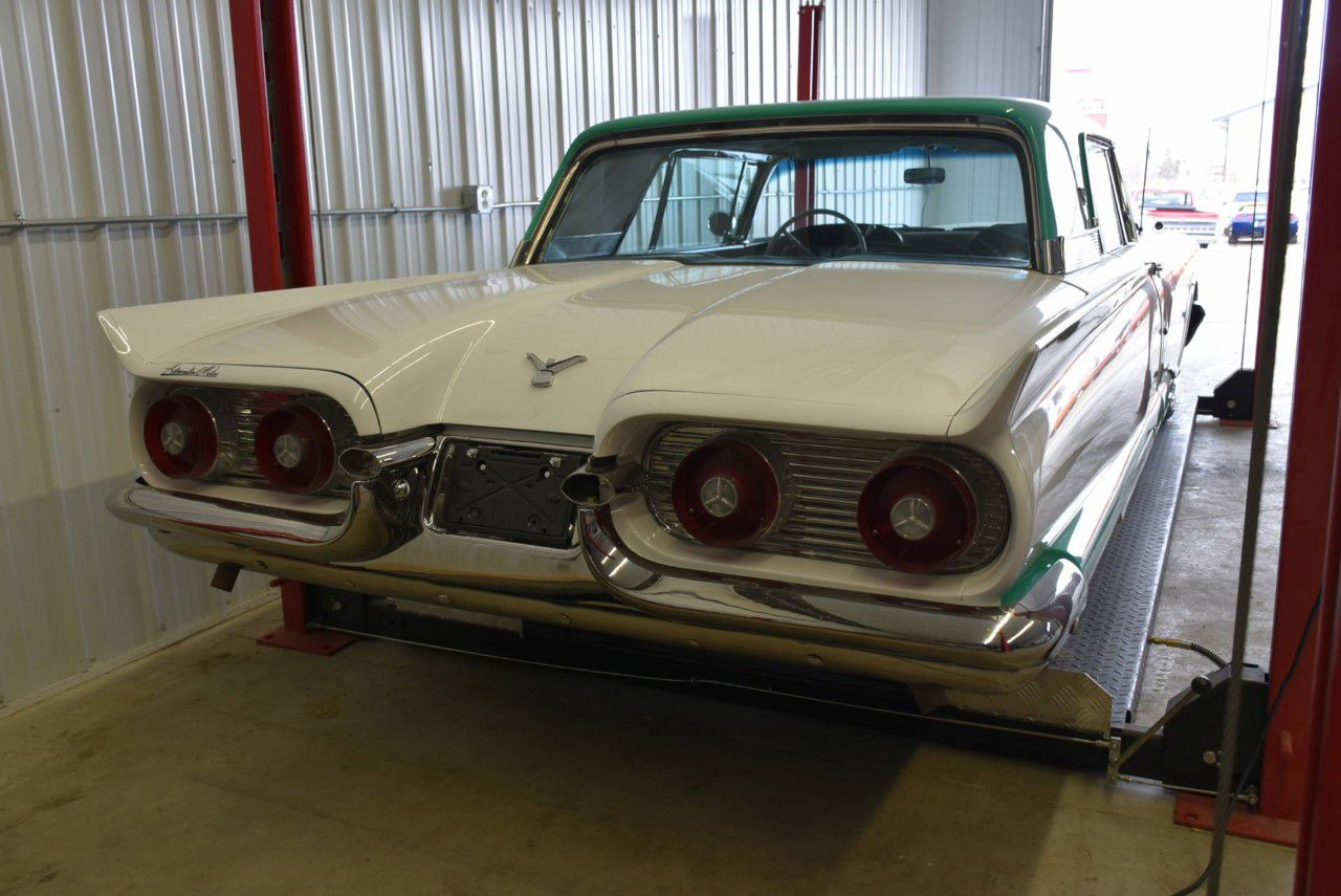 1959 FORD THUNDERBIRD - The Electric Garage