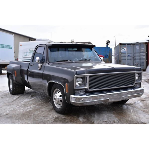 LIFTED RESERVE AND SELLING! 1978 CHEVROLET C3500 SCOTTSDALE