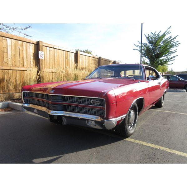 1969 FORD GALAXIE XL