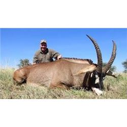 7 Day Roan Hunt in the Eastern Cape of South Africa
