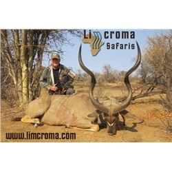 10 Day Safari, 2 Hunters, 1 Zebra or Blue Wildebeest and 1 Impala, Blesbok or  Warthog each Hunter
