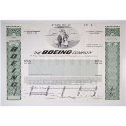 Boeing Co. 1981 Specimen Bond