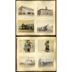 Aspen, Colorado early circa 1889-90's Kodak Photographs