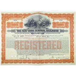 New York Central Railroad Co. 1915 Bond