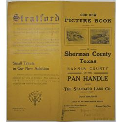 Sherman County, Texas, 1907 Picture Book by The Standard Land Co.