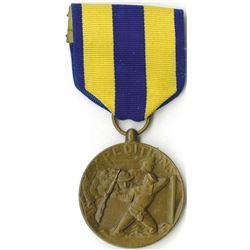 Navy Expeditionary Medal, ca.1936.