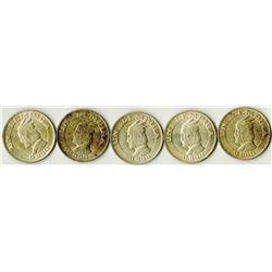 Honduras. 1931, 1 Lempira, Silver, KM# 75, XF to CU Condition.