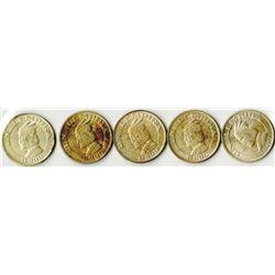 Honduras. 1937, 1 Lempira, Silver, KM# 75, XF to CU Condition.