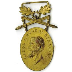 Romanian World War I Medal, Order - Star of Romania, 1st Class, 1914-1918