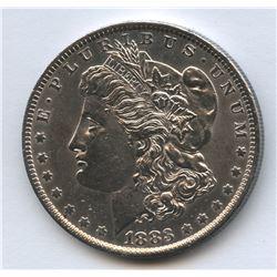 USA 1883-O Morgan Dollar